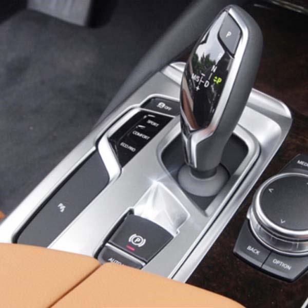 [디어프랜즈] BMW 5시리즈 G30 기어패널 풀커버 bmw 520d 530i