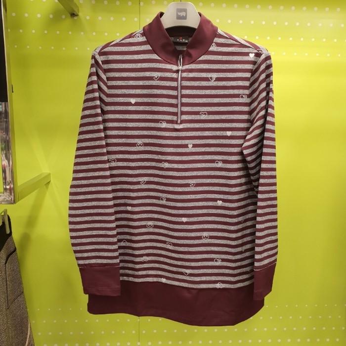 피에이티 NC05 스트라이프긴팔 티셔츠 1F 65401