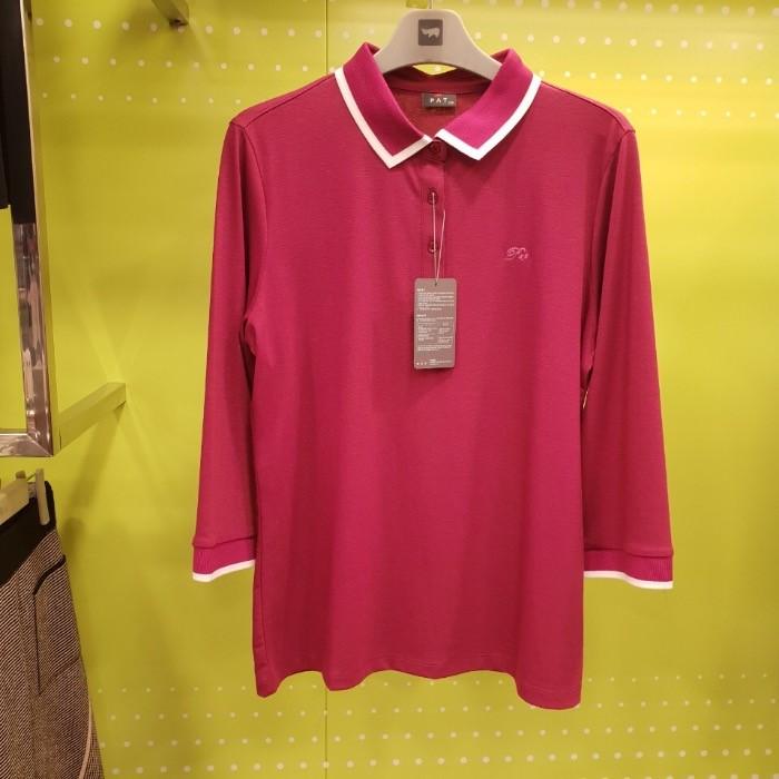 피에이티 NC05 7부 폴로 티셔츠 1F 65202