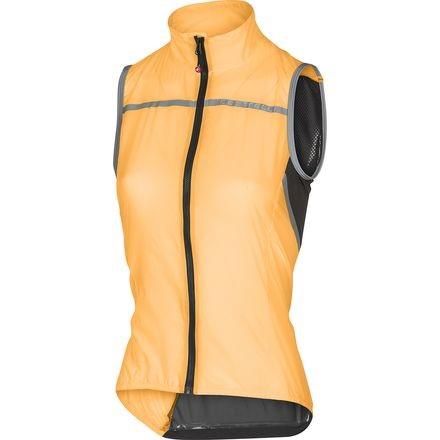 카스텔리 여성 자켓 /B/ Superleggera Vest -