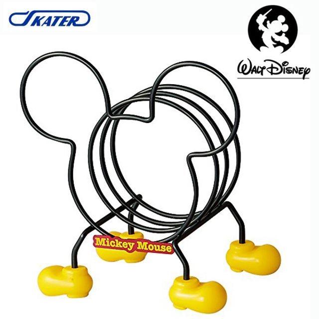스케이터 미키 마우스 도마 홀더 주방 정리 용품