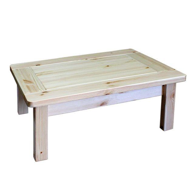 원목 접이식 테이블 좌탁 교자상 식탁 450x600x240