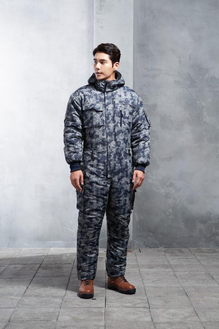 [경신코리아] KSK 199 우주복 스즈끼 일체형작업복 밀리터리 방한복
