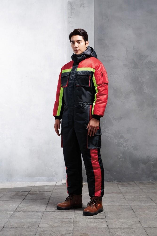 [경신코리아] KSK111 정비복 안전복 스즈끼 우주복 일체형작업복 방한복