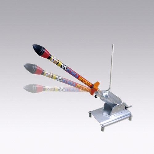 [(주)신세기사이언스] KT-과녁 에어로켓 발사대-3(대회용)/KSIC-9894