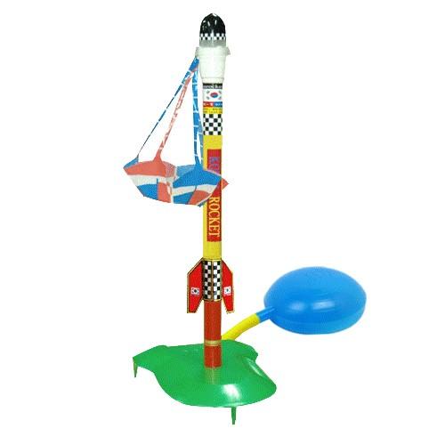 [(주)신세기사이언스] 점프에어로켓 발사대