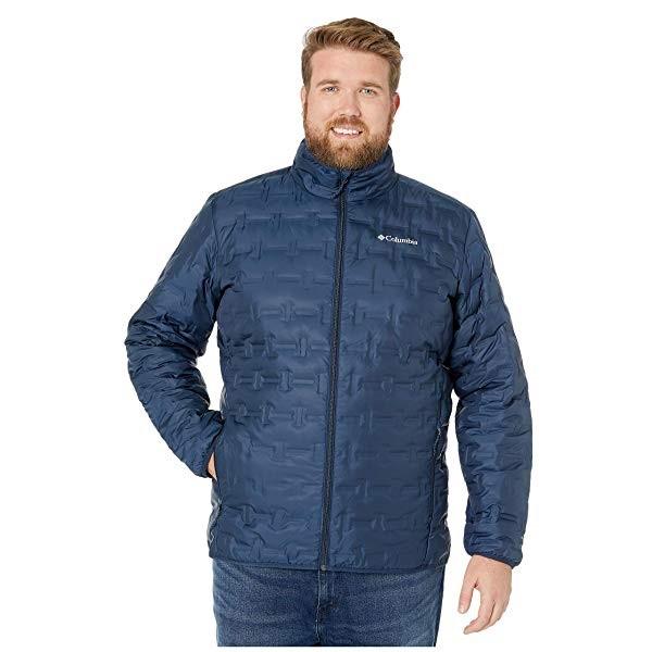 컬럼비아 자켓 코트/Z/ Big & Tall Delta Rid