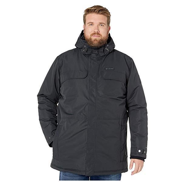 컬럼비아 자켓 코트/Z/ Big & Tall Rugged Pa
