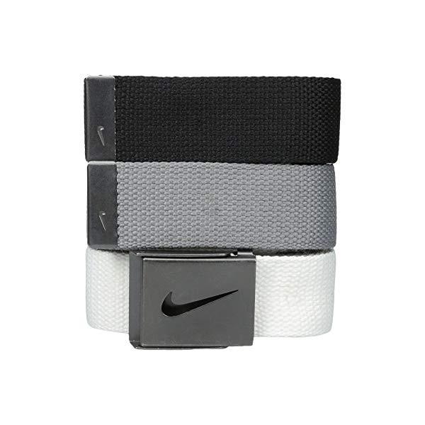 남성 벨트 /Z/ 3 Web Pack - Black/White/Grey