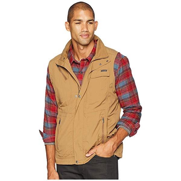 컬럼비아 자켓 코트/Z/ Silver Ridge II Vest