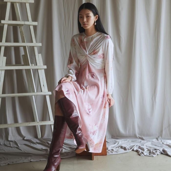 [블리다] rosie twist dress