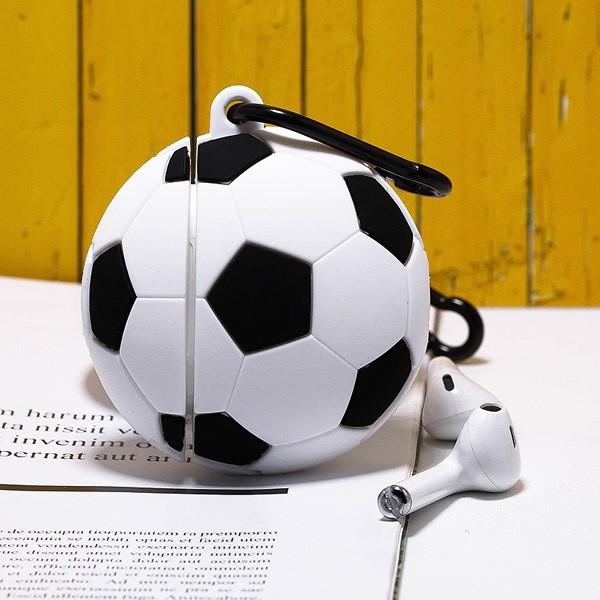 축구공 에어팟 케이스