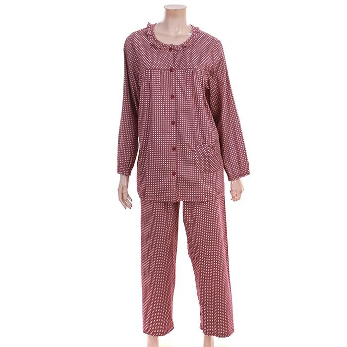 수아팜 PGD01 여체크하트잠옷세트 FWS0312