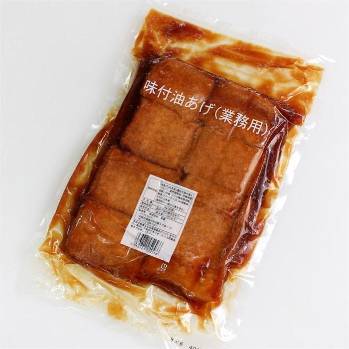 냉동 사각 조미 유부 초밥 40매 1kg