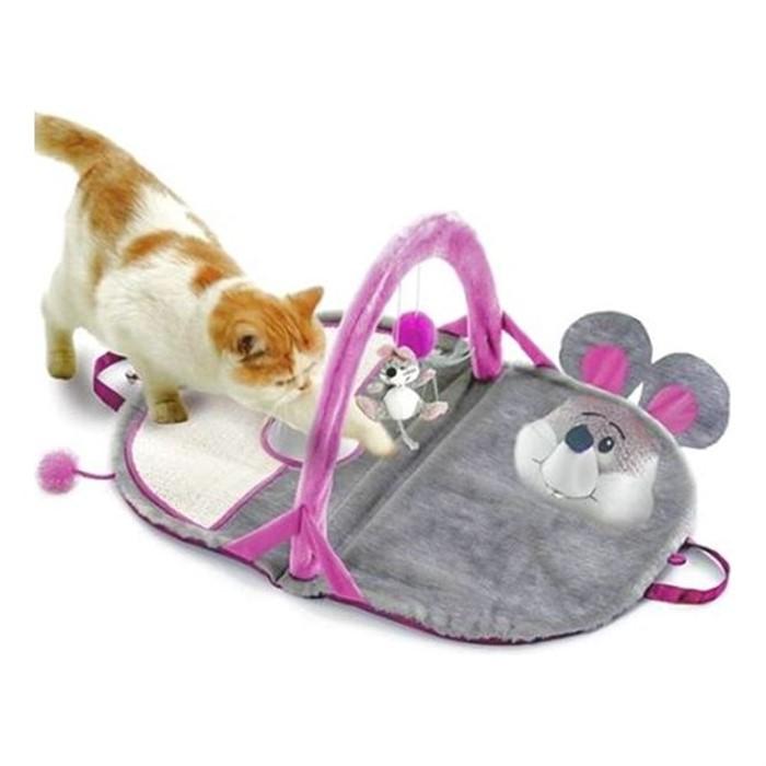 티미의 놀이터 Timmy the Mouse 매트