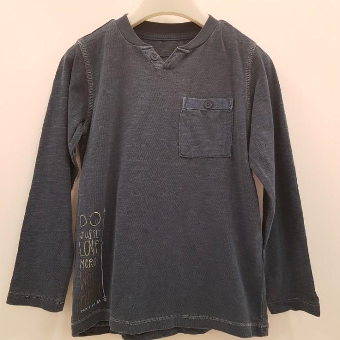 페리미츠 NC08 피그민트 싱글 티셔츠 P1932t109