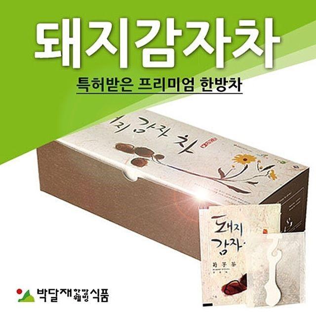 박달재 돼지감자차 1박스(50봉)