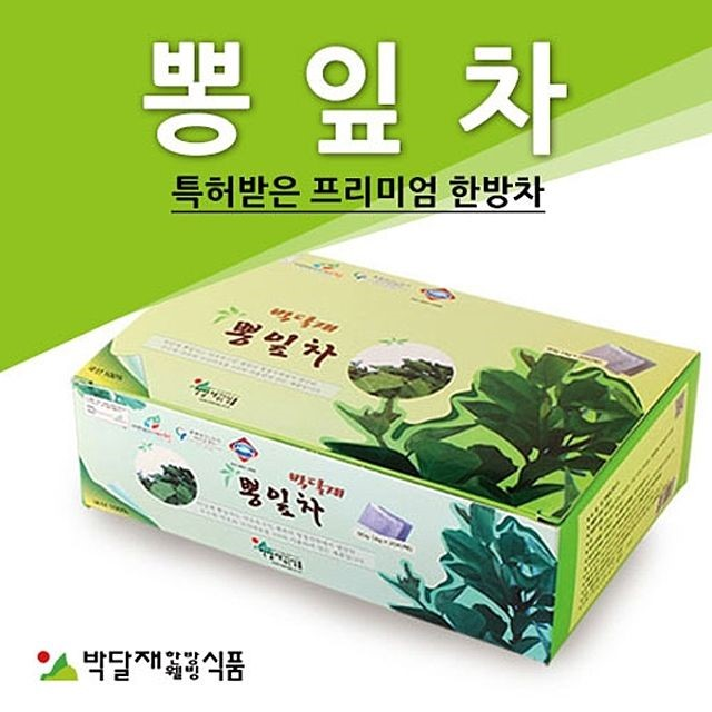 박달재 뽕잎차 1박스(20봉)