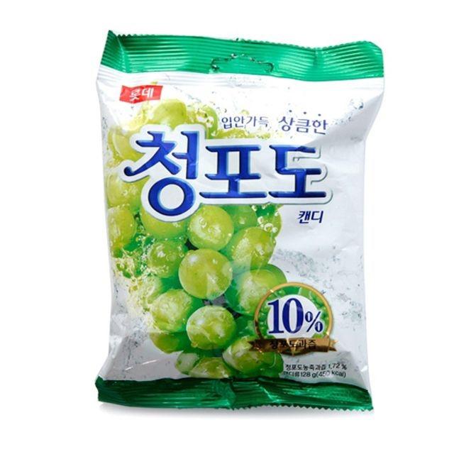청포도캔디 X 10봉기획세트 청포도맛캔디 단체간식
