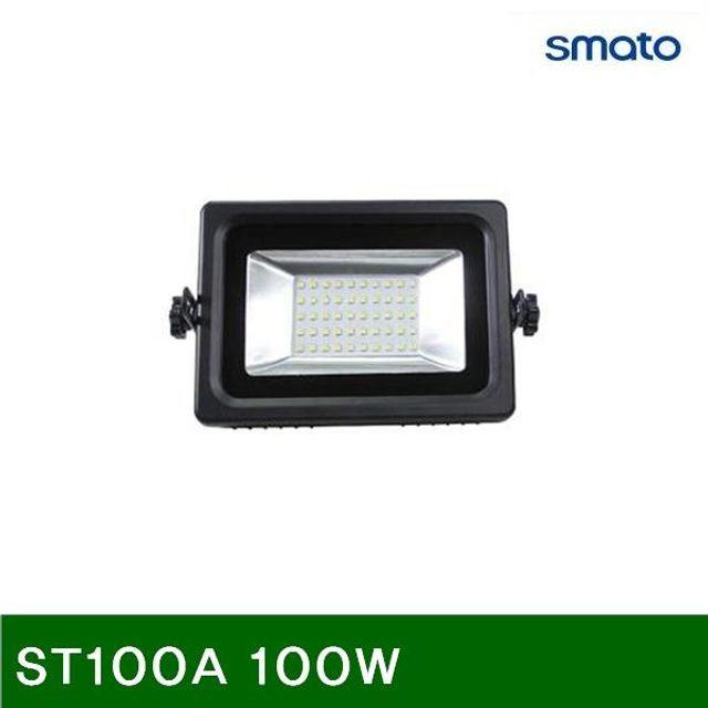 LED 투광등 ST100A 100W 300mm (1EA)