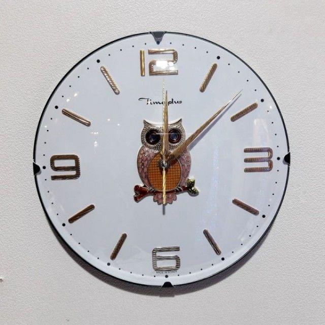 300부엉이인덱스벽시계