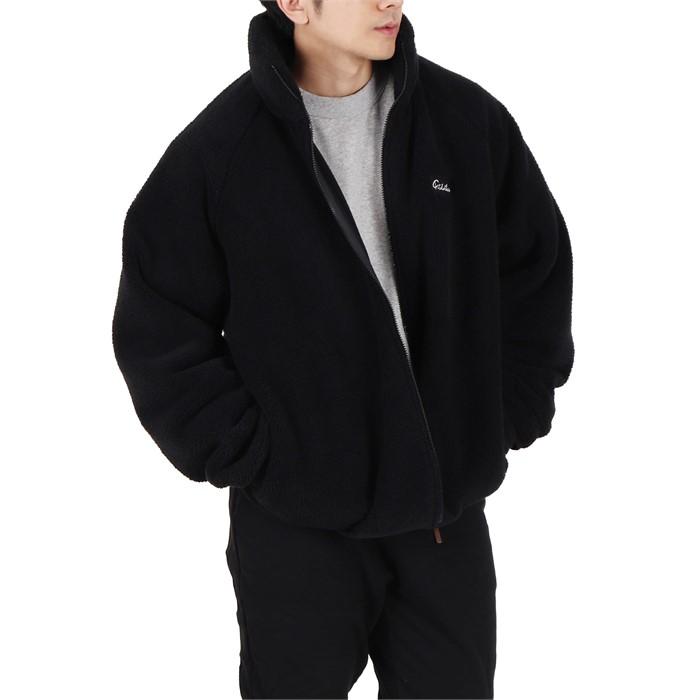 [피투씨] 코트 양털 후리스2X 블랙(릴카후리스)