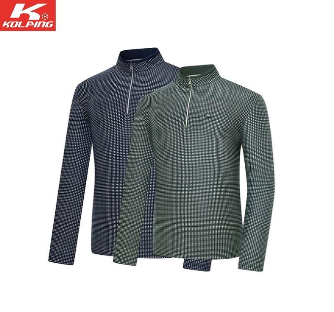 콜핑 PGD01 추동남성등산티셔츠 신축성 KQT4487M