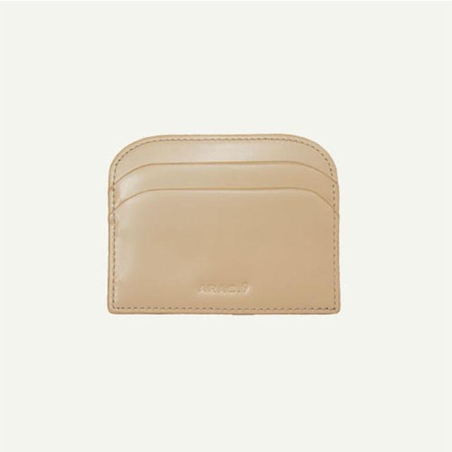 [아라크나인] 아크모던 SIMPLE WALLET  beige