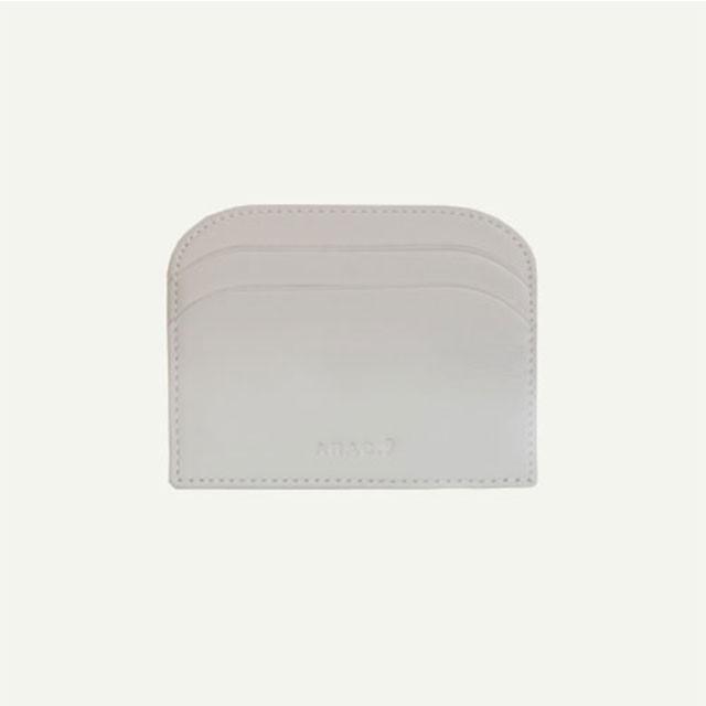 [아라크나인] 아크모던 SIMPLE WALLET ivory