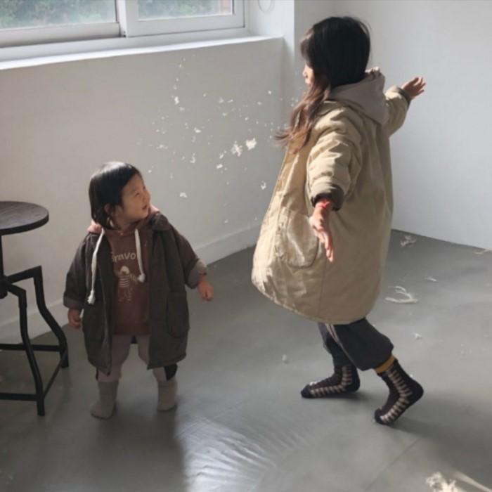아롱별 [A-long star]  비이커 자켓