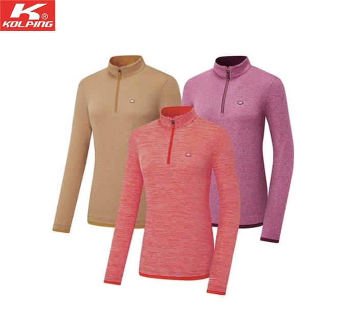 콜핑 PGD01 추동여성등산티셔츠 얇은기모 KQT0459W