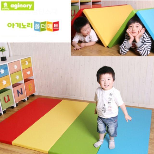 폴더매트 4단 놀이방매트 개당배송비부과 아기매트