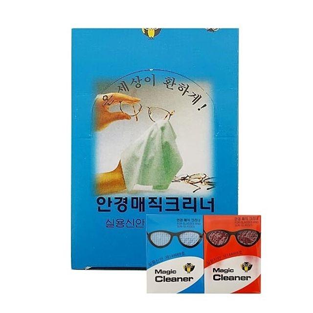 안경매직크리너(20개입)
