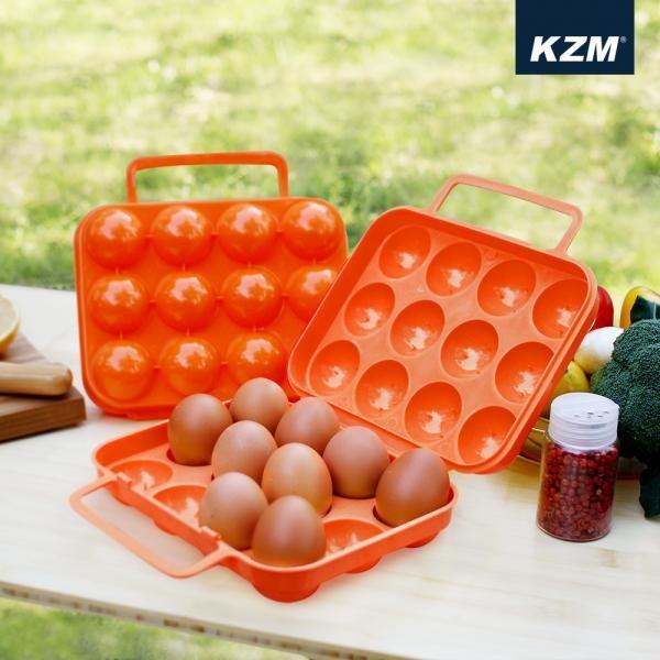 [마물샵] 코펠 주방 계란케이스 12구 캠핑