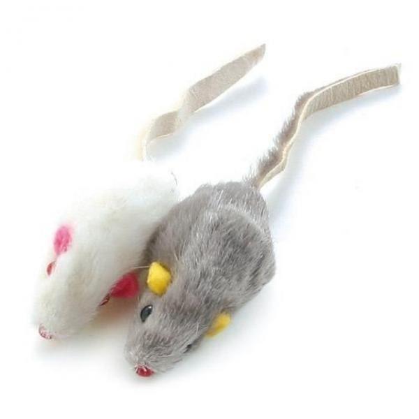 [마물샵] 허브 마따따비 캣닢 트윈마우스 쥐인형