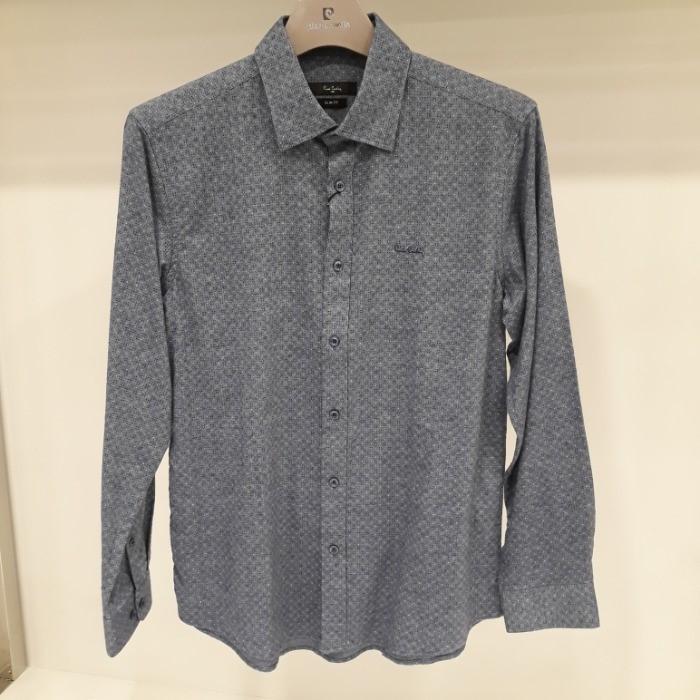 피에르가르뎅 (남성) NC05 패턴셔츠 piws3602