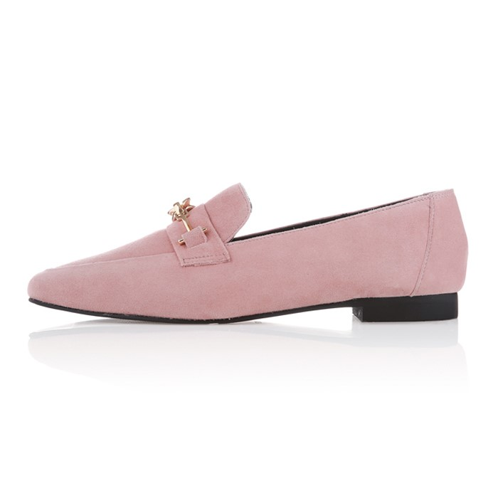 [메이엘듀] Classic Point Loafer MD19FW1042 Pink