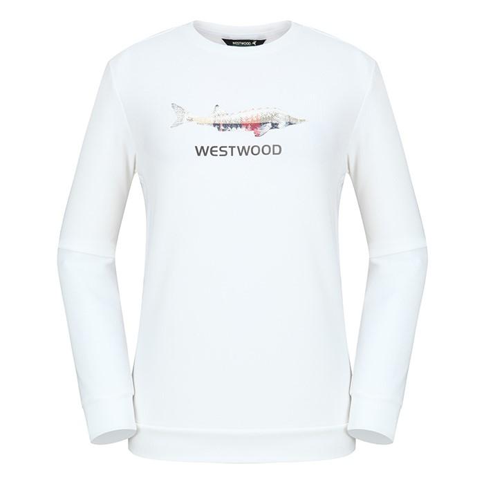 웨스트우드 PGD01 여성 기능성 티 WJ3WCTR406WH