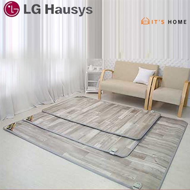 [이츠홈] LG모노늄 탄소매트 전기매트 전기장판 중형(150×183)