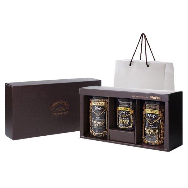 넛츠앤 선물세트 오너11호 호두 카카오닙스 병아리콩