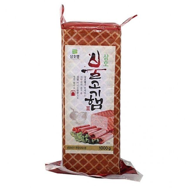 (냉장)삼호 불고기햄1kgx10개