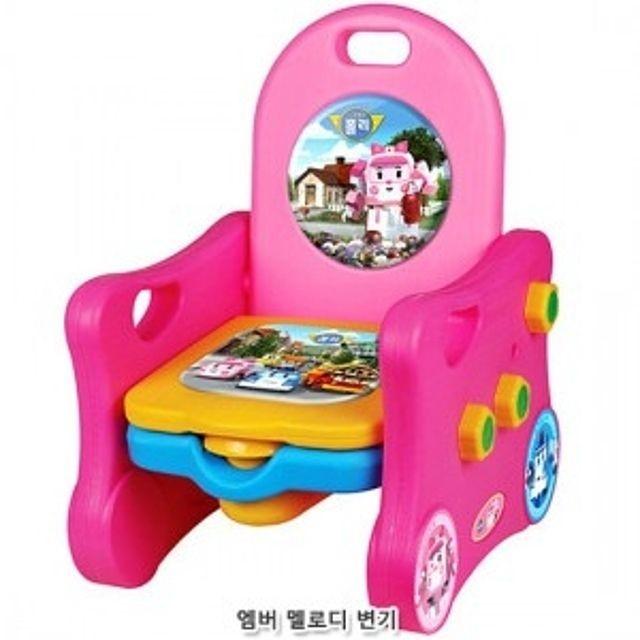 어린이 아동 장난감 엠버멜로디변기