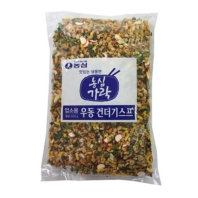 농심가락 업소용 우동건더기스프500g2개