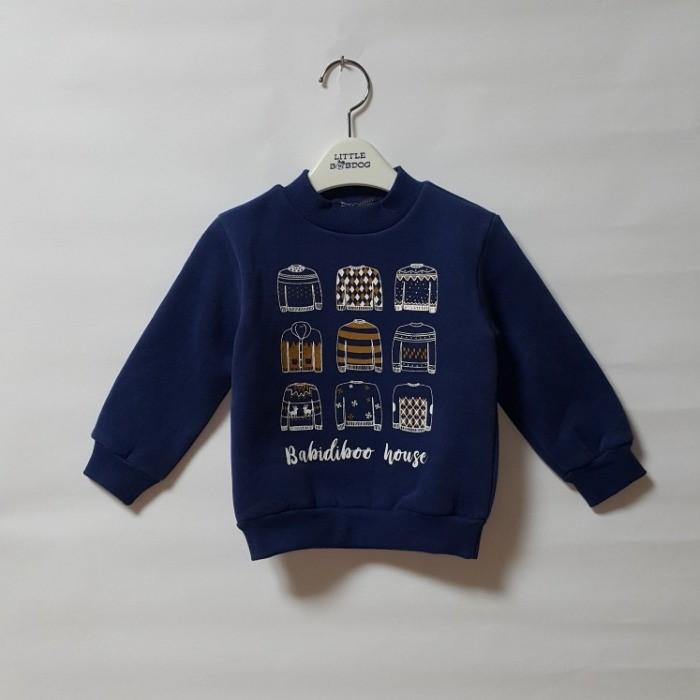 리틀밥독-바비디부 PGD01 스웨터기모티 H194mts07