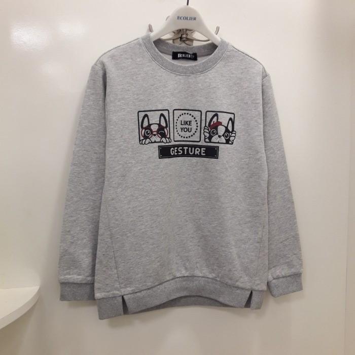 에꼴리에주니어 NC08 티셔츠 16D0453