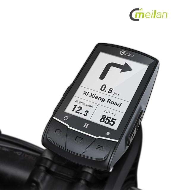 MEILAN M1 자전거 속도계, 사이클링 GPS 컴퓨터