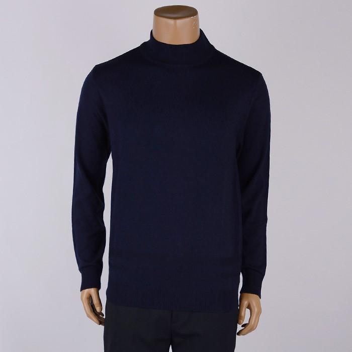 프랑코페라로 NC02 추동 반폴라 스웨터 AEY2401-48
