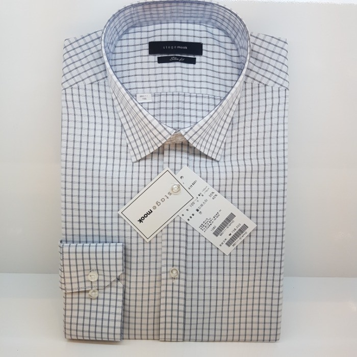 무크 NC05 [인기상품]체크와이셔츠 1080