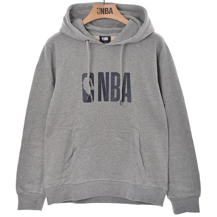 NBA NC02 NBA 빅로고 후드 티셔츠 N191TH955P