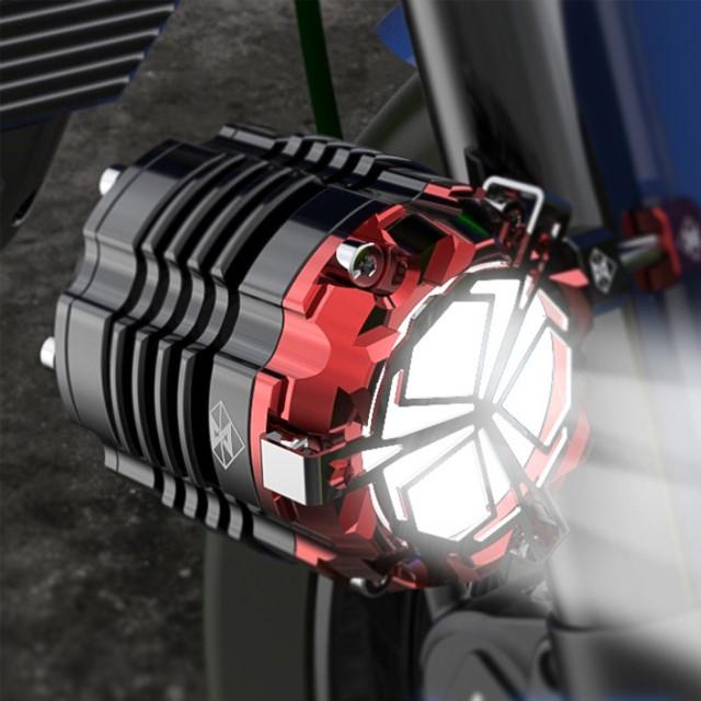 스피릿비스트 L4(15W) LED라이트 악마의눈 왕악눈 오토바이, 전동킥보드 튜닝용품
